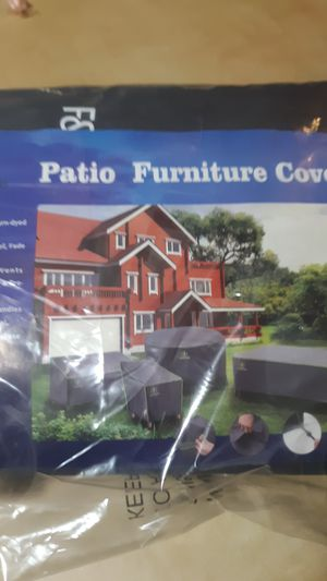 Patio furniture covers for Sale in Oceanside, CA