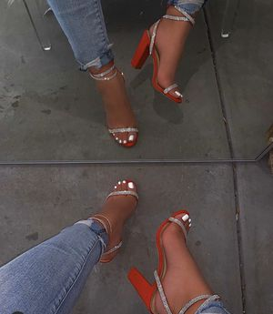 Red heels for Sale in Wilmington, DE