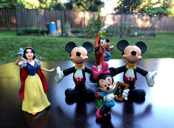 Vintage '90s Lot of Disney Figurines