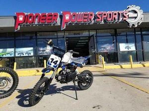 Taotao 125cc dirt bike on sale for Sale in Dallas, TX