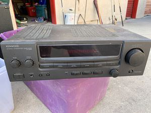 Kenwood home stereo amplifier for Sale in Highland, CA