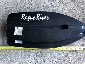 """Two New Rogue River paddles T handle 55"""" for Sale in Vernon,  CT"""