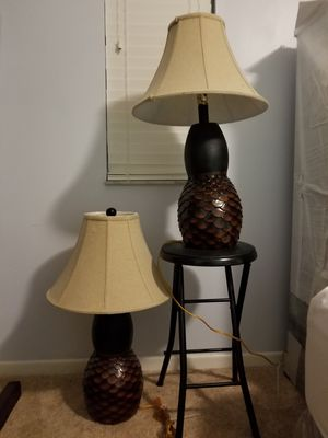 Lamps Set of (2) for Sale in Fort Lauderdale, FL