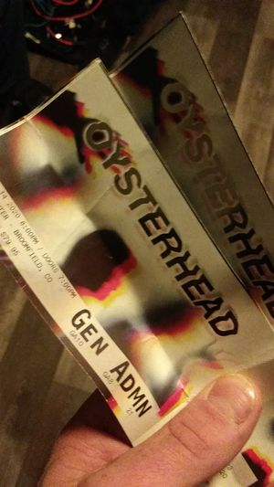 """""""Oysterhead"""" tickets 2/14/20 for Sale in Lakewood, CO"""