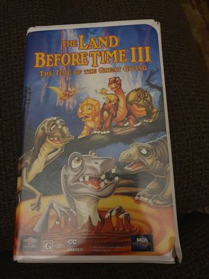The land before time lll movie for Sale in Ruskin, FL