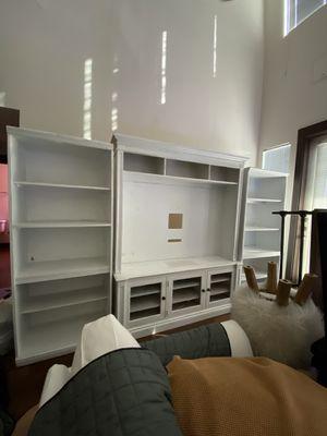 Ethan Allen Bookshelf/TV Stand for Sale in Keller, TX
