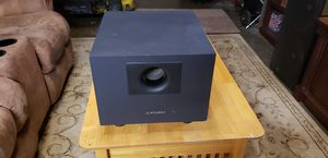 Mitsubishi powered subwoofer for Sale in Amelia, OH