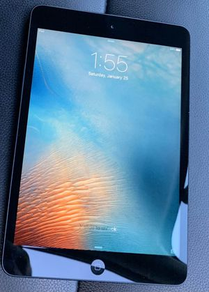 Apple iPad mini 1, 32GB (7.9Inch) wi-fi + Usable for Any SIM Any Carrier Any Country for Sale in Springfield, VA