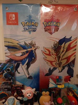 Pokemon Sword and Shield Banner for Sale in Denver, CO