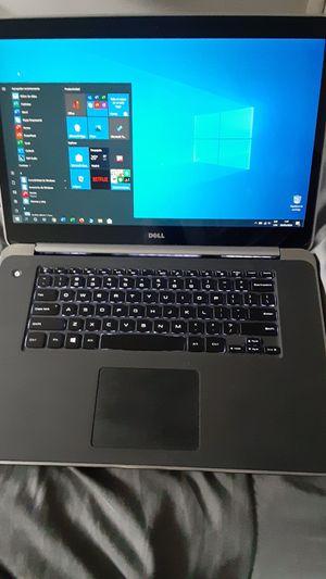 Laptop DELL PRECISION M3800, dual video card ( 2gb nvidia, 2gb intel), 4 gb ram, 320 hdd 4k screen, backlight keyboard for Sale in Kent, WA
