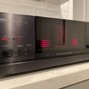 YAMAHA M-45 Power Amplifier for Sale in West Covina, CA