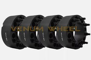 Set of 4 3in Hubcentric Wheel Spacers 8x170 Ford Superduty F250 F350 for Sale in Phoenix, AZ