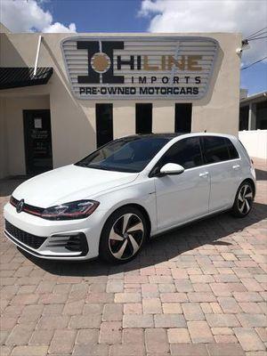 2018 Volkswagen Golf Gti for Sale in Tampa, FL