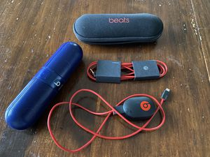 Beats Pill 2.0 Portable Speaker - Blue for Sale in Arlington, VA