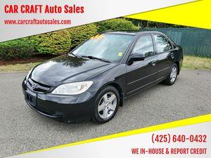 2005 Honda Civic Sdn for Sale in Brier, WA