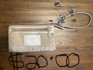 Coach wristlet for Sale in Garland, TX