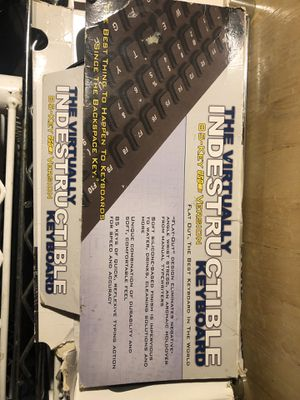 Indestructible keyboard for Sale in Shelton, CT