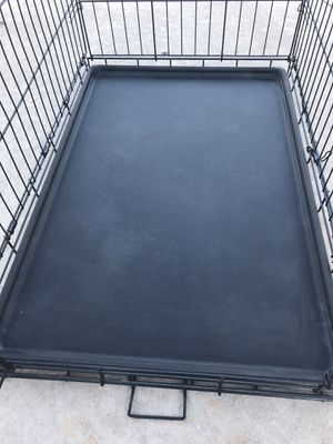 Medium dog heavy duty dog cage 24x19 x20 for Sale in Berkeley Township, NJ