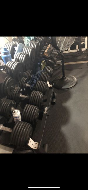 BIG BOY DUMBBELLS for Sale in Long Beach, CA