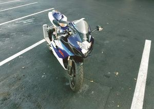 $6OO UP FOR SALE IS MY Suzuki GSX-R Manual for Sale in Grand Rapids, MI