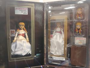 ANNABELLE COMES HOME action figure by NECA new never opened (THE CONJURING) for Sale in Long Beach, CA