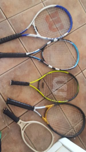 Tennis rackets for Sale in Clearwater, FL