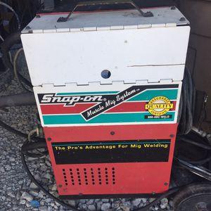 SNAP-ON MM140SL MIG WELDER for Sale in Vista, CA