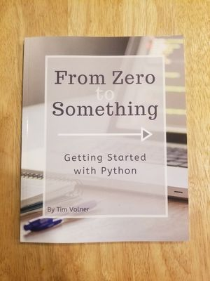 Learn Python Book for Sale in Newberg, OR