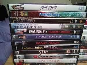 25 dvds for Sale in Pottsville, PA
