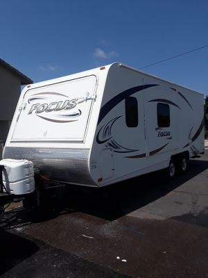 2011 Focus Camper Trailer RV for Sale in Ramona, CA