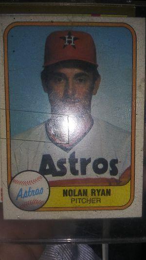Card baseball collectible for Sale in Kansas City, MO