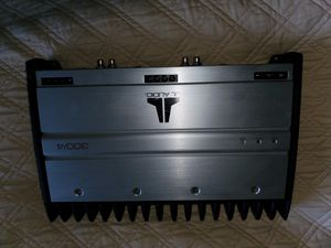 JL Audio Slash 300/4 4-Channel Car Amp Very powerful and good quality brand name one of the best for Sale in San Diego, CA