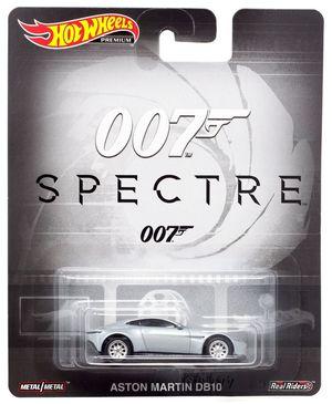 Hot wheels Aston Martin DB10 007 James Bond collectible die cast toy car $5 obo trade hotwheels honda Nissan Datsun Toyota Mazda Civic crx integra gt for Sale in Bloomington, CA