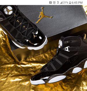Jordans 6 rings new for Sale in Garden Grove, CA