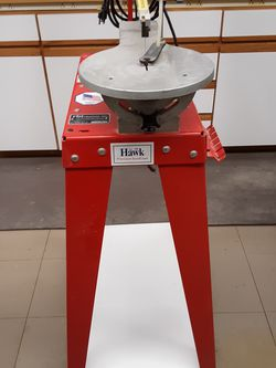 Jig Saw Scroll Saw By hawk for Sale in Pittsburgh,  PA