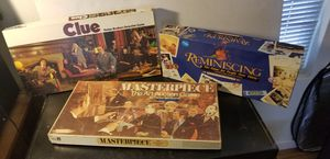 Vintage 3 game package for Sale in Broomfield, CO
