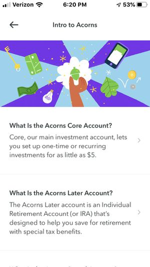 Start investing with Acorns today! Get $5 when you use my invite link: {link removed} for Sale in West Allis, WI