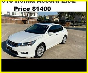 ֆ14OO_2013 Honda Accord for Sale in Wichita, KS
