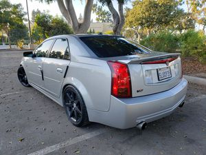 2004 cts-v 5.7 ls6 clean title Cadillac 6 speed for Sale in South Gate, CA