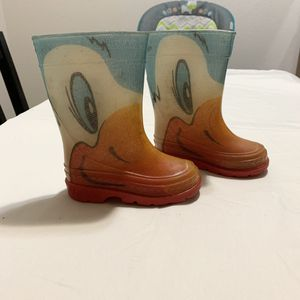 Rubber Duck Rain Boots sz 6 for Sale in Beaverton, OR