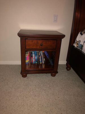 Solid wooden night stand for Sale in Oxnard, CA