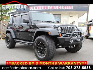 2007 Jeep Wrangler for Sale in Fairfax, VA
