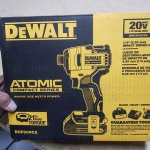 DEWALT impact driver kit for Sale in South El Monte, CA