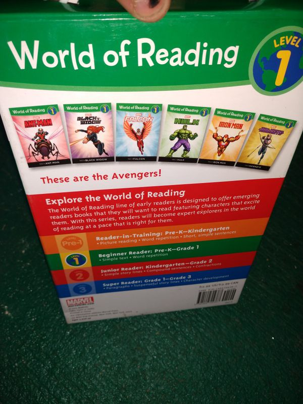 Learning books, puzzles, game