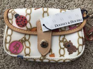 BNWT Dooney & Bourke mini wristlet for Sale in Aldie, VA
