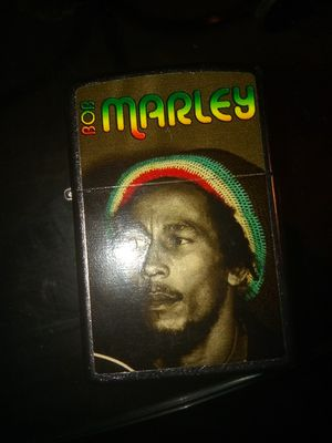 Bob Marley Zippo Lighter for Sale in Beaver Falls, PA