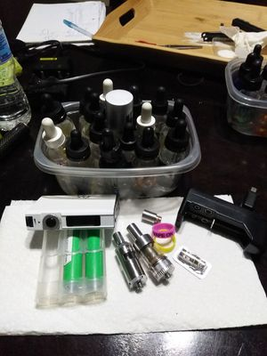 Fully adjustable vapor mod for Sale in Columbus, OH