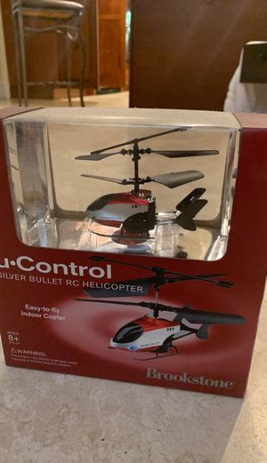 RC Helicopter for kids .. New In box .. Brookstone for Sale in Miami, FL
