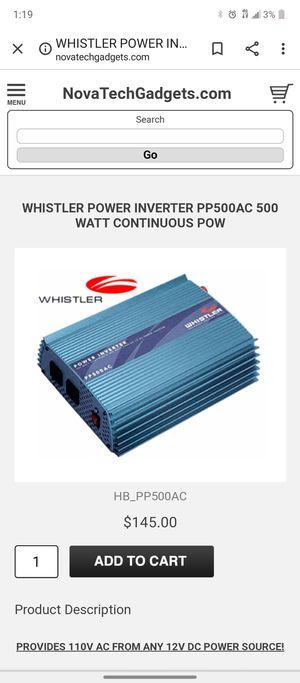 Power Inverter for Sale in Chula Vista, CA