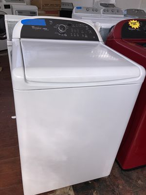 Whirlpool top load washer working perfectly with 4 months warranty for Sale in Baltimore, MD
